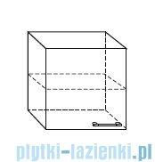 Antado Sycylia Szafka wisząca 45x30x45 świerk tatrzański KTS-114-66
