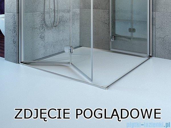 Radaway Idea Kdj kabina 110x75cm prawa szkło przejrzyste 387041-01-01R/387049-01-01L