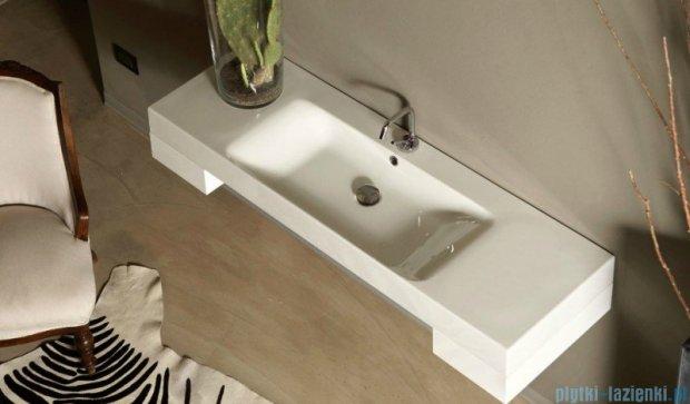 Kerasan Cento Umywalka stojąca lub wisząca 140x45 3535