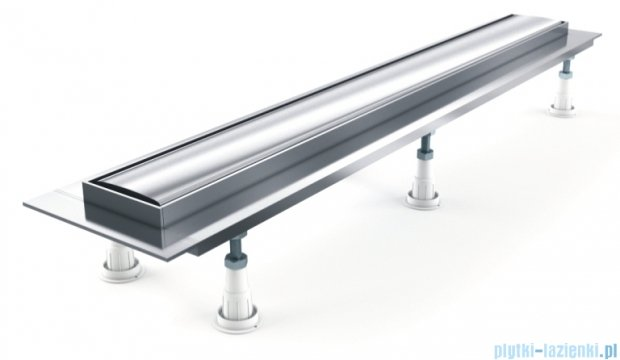 Schedpol odpływ liniowy ruszt chrom połysk 60x8x9,5cm OLCH60/ST
