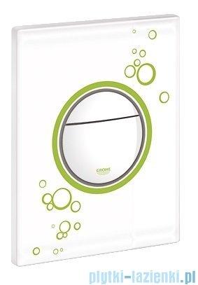 Grohe Nova Cosmopolitan przycisk uruchamiający z grafiką kolor: moon white   38847LS0