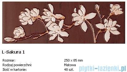 Domino L-Sakura 1 25x8,6