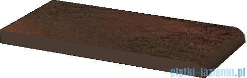 Paradyż Semir brown klinkier parapet 10x20