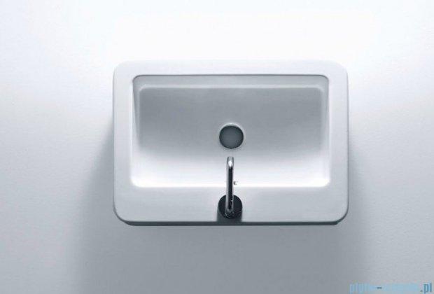 Kerasan Ego umywalka stawiana lub wieszana 60x43 324201