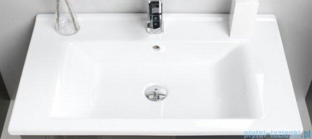 Antado Variete ceramic szafka z umywalką ceramiczną 2 szuflady 72x43x50 biały połysk FM-AT-442/75/2+UCS-AT-75