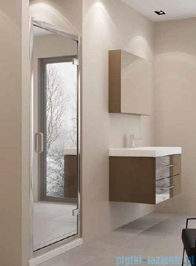 New Trendy drzwi prysznicowe Lumina 90cm szkło przejrzyste EXK-1116