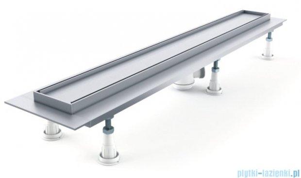 Schedpol odpływ liniowy do zabudowania płytkami Plate 90x8x9,5cm OLP90/ST