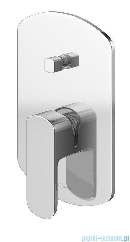 Kohlman Foxal zestaw prysznicowy chrom QW210FR35
