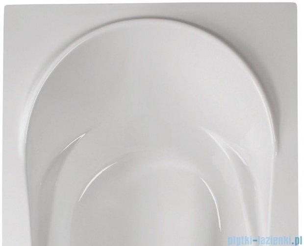 Sanplast Classic wanna prostokątna WP/CL 75x170+STW 610-010-0150-01-000