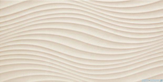 Tubądzin Gobi white desert płytka ścienna 30,8x60,8