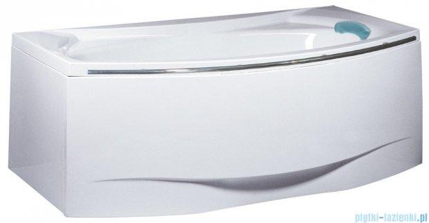 Sanplast Avantgarde wanna prostokątna z obudową i relingiem WP-lx-kpl-AVII/EX 100x170+SP 610-082-0590-01-000