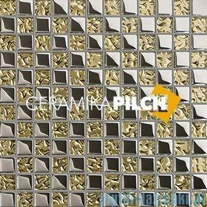 Pilch SI015 mozaika szklana 30x30