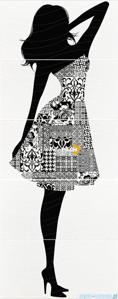 Pilch Inez Woman 2 dekor ścienny 150x60
