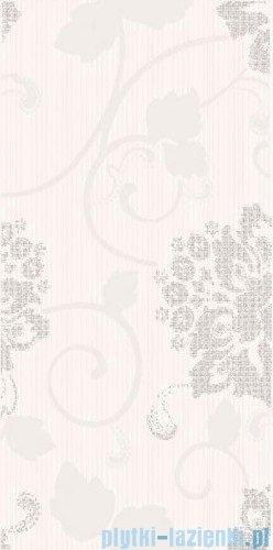 Paradyż Secret bianco A inserto ścienne 29,5x59,5