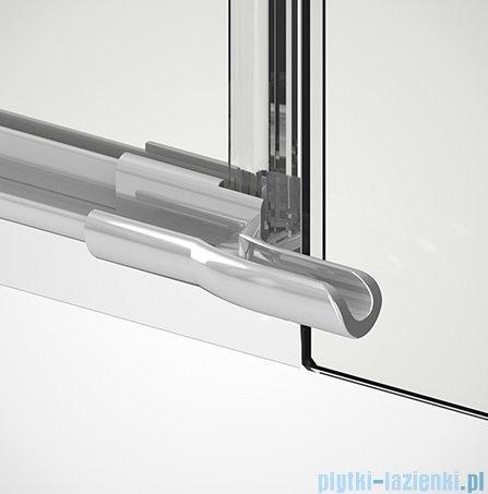 New Trendy Reflexa Plus 150x200 cm drzwi wnękowe lewa przejrzyste EXK-1210/EXK-0003