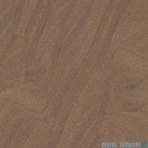 Paradyż Arkesia mocca poler płytka podłogowa 59,8x59,8