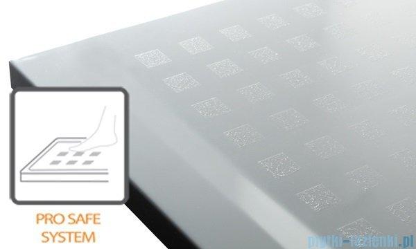 Sanplast Space Mineral brodzik kwadratowy B-M/SPACE 70x70x1,5 cm + syfon 645-290-0010-01-000