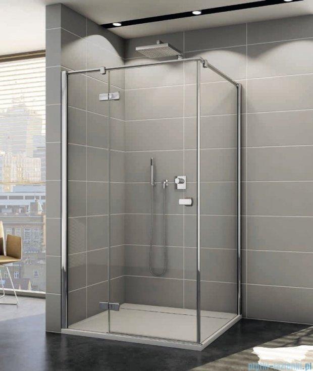 Sanswiss Melia ME13P Kabina prysznicowa lewa 120x75cm przejrzyste ME13PG1201007/MET1PD0751007