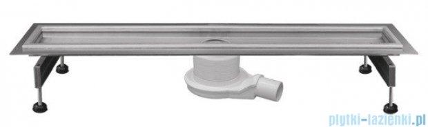 New Trendy odpływ liniowy LUX 90x10x7cm satyna OL-0014
