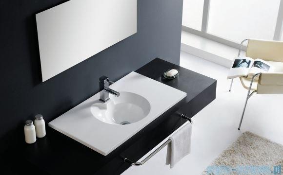Bathco Ovni umywalka 81x45,5cm wpuszczana 0574