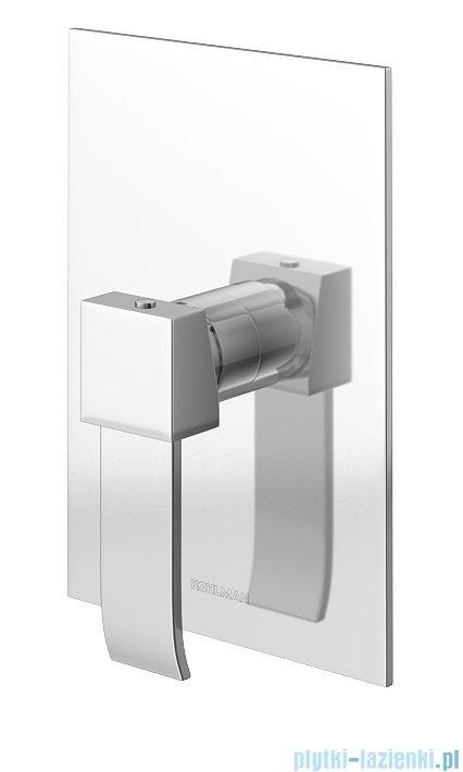 Kohlman Axis zestaw prysznicowy chrom QW220NQ35