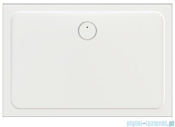 Sanplast Free Line brodzik prostokątny B/FREE 80x100x2,5 cm + stelaż 615-040-4370-01-000