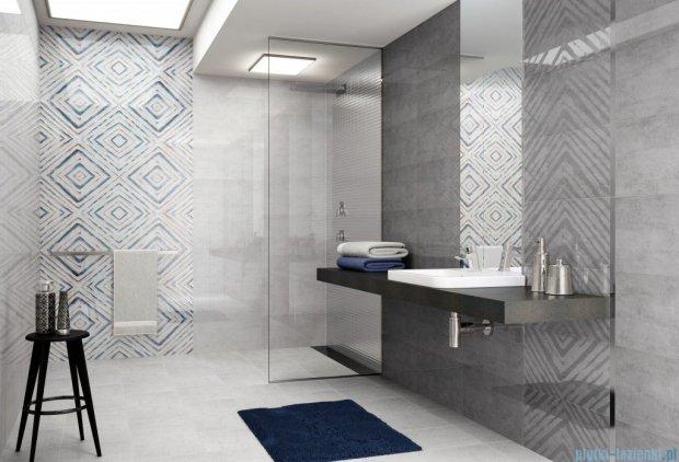 Pilch Loft biały dekor ścienny 30x60