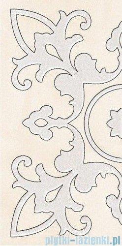 Paradyż Sabro bianco inserto ścienne 29,5x59,5