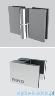 Riho Scandic Lift M104 drzwi prysznicowe 90x200 cm PRAWE GX0050202