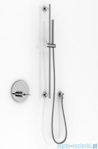 Kohlman Maxima zestaw prysznicowy chrom QW220MSP4