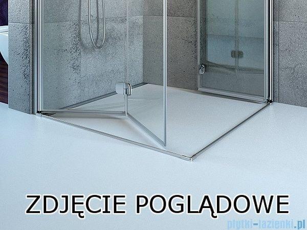 Radaway Essenza New Kdj kabina 110x80cm prawa szkło przejrzyste 385041-01-01R/384051-01-01