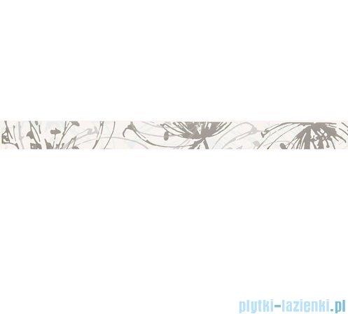 Paradyż Midian bianco listwa ścienna 4x60