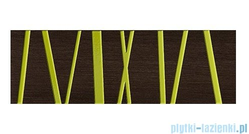 Listwa ścienna Pilch Zebrano 4 zieleń 14,7x45