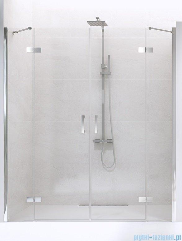 New Trendy New Renoma drzwi wnękowe 230x195 cm przejrzyste D-0101A/D-0102A