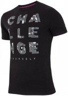 Koszulka męska sportowa t-shirt 4F TSM014 r. XXXL