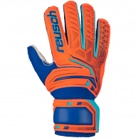 REUSCH ATTRAKT SD OPEN CUFF JUNIOR rękawice r 4,5