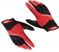 KROSS ROCKER Rękawiczki rękawice rowerowe r. XL