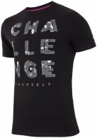 Koszulka męska sportowa t-shirt 4F TSM014 r. XL