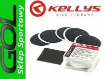 Zestaw samoprzylepnych łatek do dętek Kellys KLS