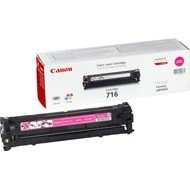 Toner Canon CRG716M do LBP-5050, MF-8030/8050 | 1 500 str. | magenta