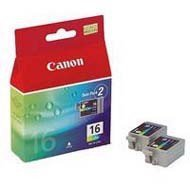 Tusze Canon BCI16 do DS-700, iP 90 | CMY
