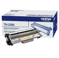 Toner Brother TN3390 (12k) black oryginał