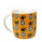 Kubek Tropical Fruits -  Ananas - pomarańczowy
