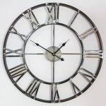 Zegar Old Style - 60 cm - stalowy