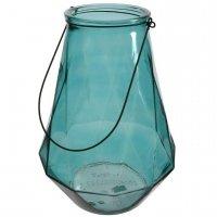 Lampion - Blue - 36,5 cm