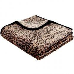 Narzuta Koc Biederlack - Simply Luxury - Pantera Śnieżna - 3 rozmiary