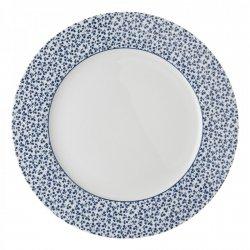 Laura Ashley BLUEPRINT - talerz obiadowy 26 cm - FLORIS