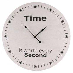 Zegar TIME - 58 cm