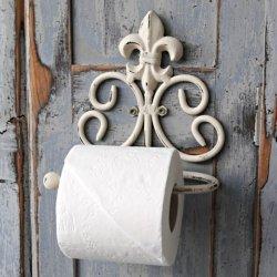 Wieszak na papier toaletowy Chic Antique - Lilijka