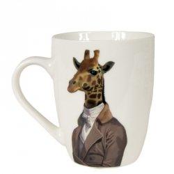Funny Animals - kubek Pan Żyrafa